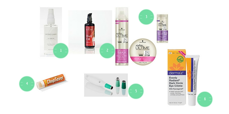 March Beauty Roundup