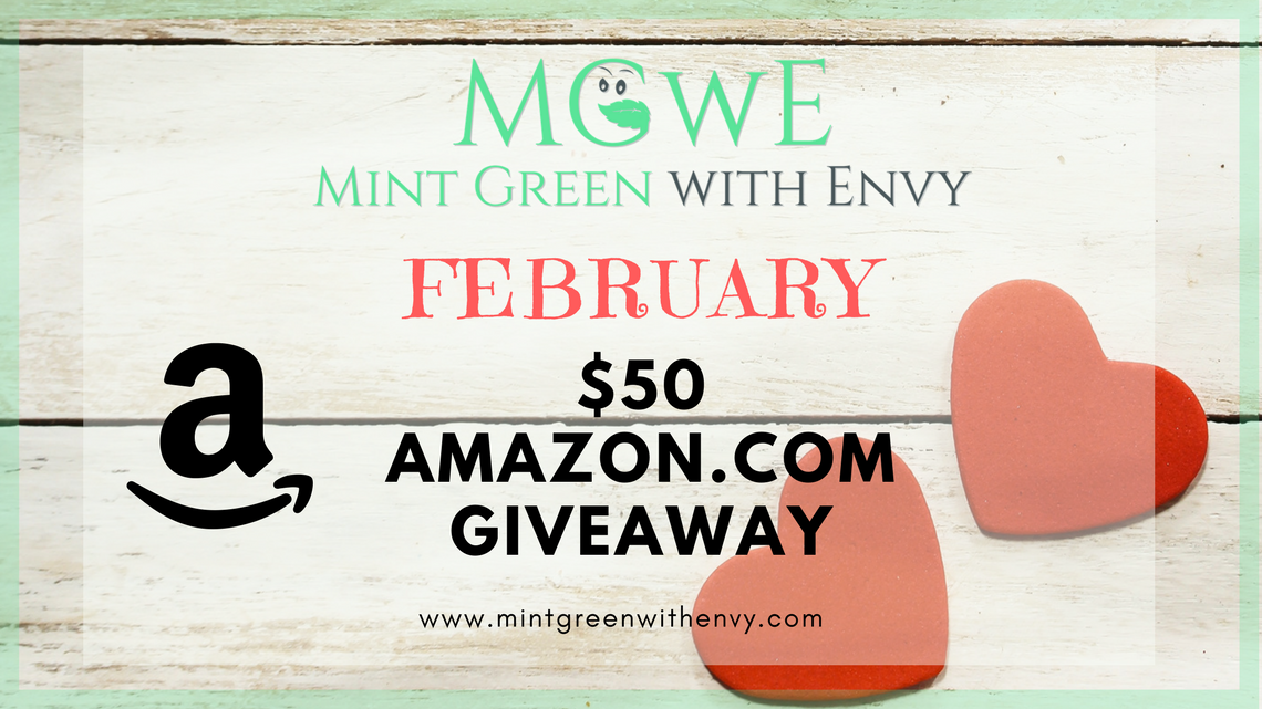 February Aernos Giveaway